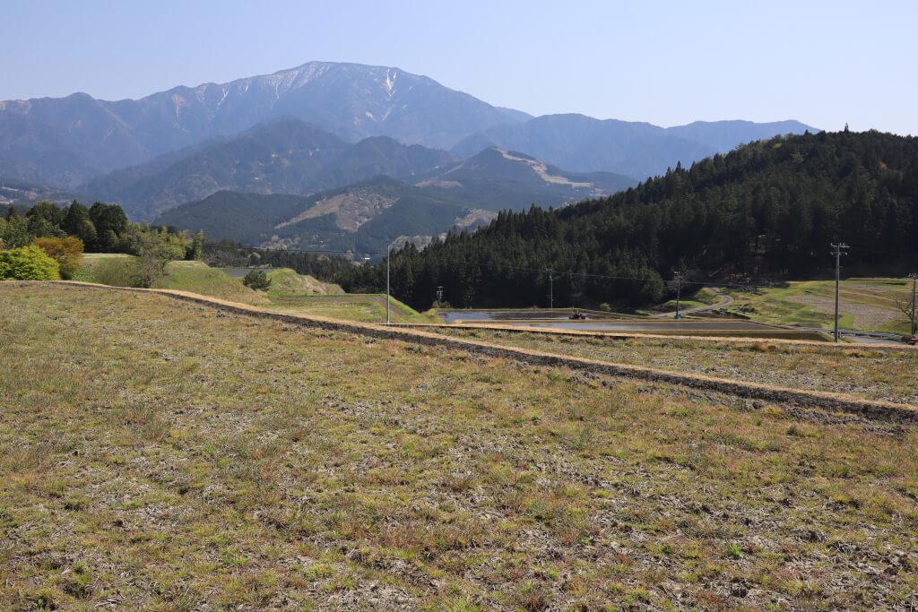 馬籠トレイルラン写真