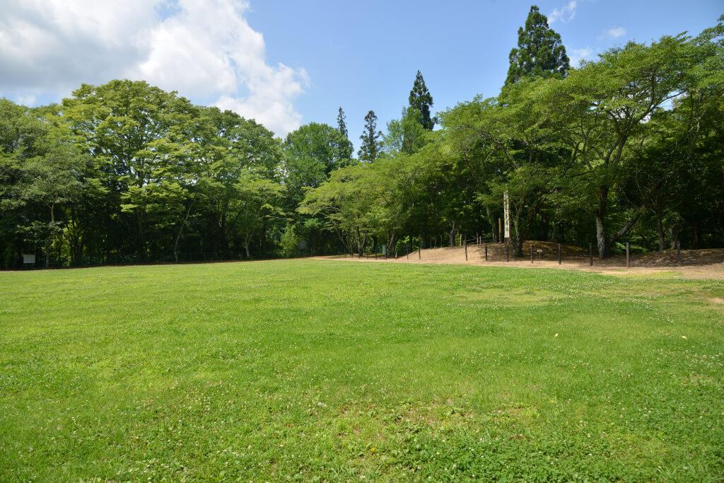 長篠城跡の写真
