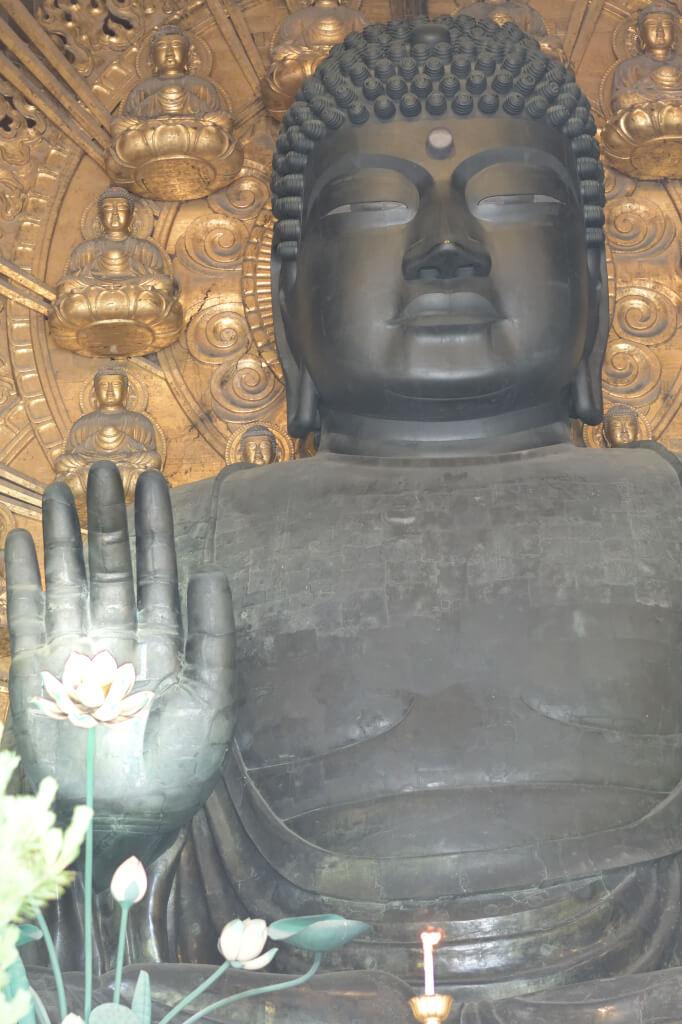 奈良の大仏大きさ写真