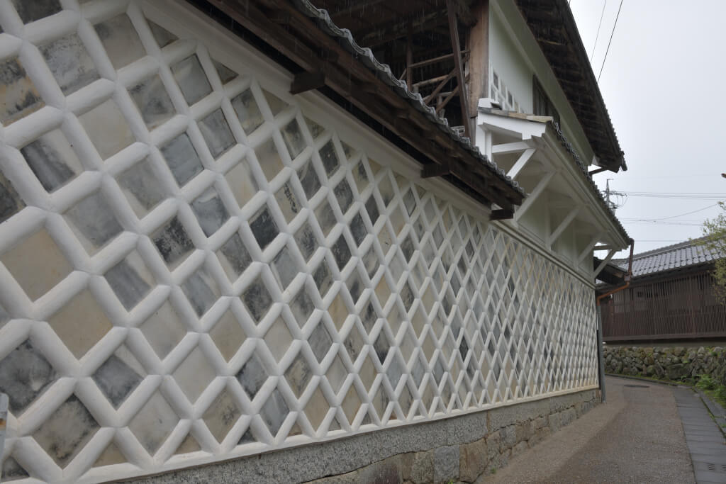 岩村城下町の写真