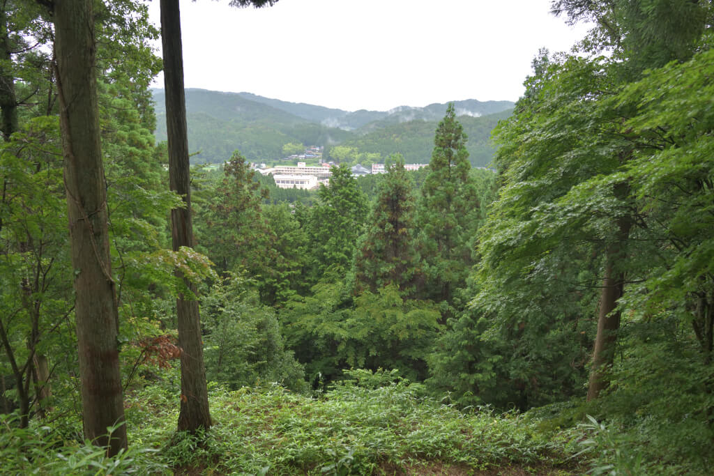 明知城の写真