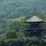 法起寺の写真