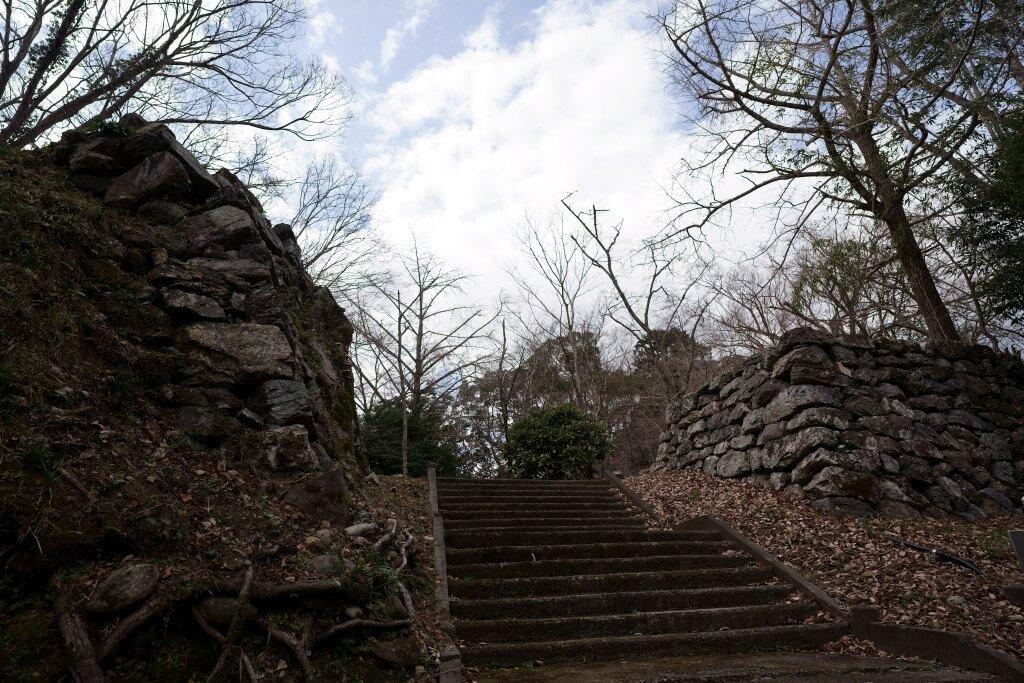 二俣城の写真
