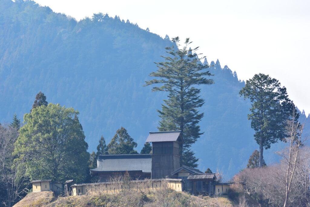 高根城の写真