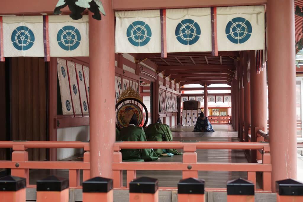 津島神社写真
