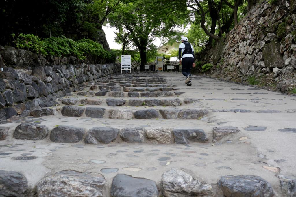 定光寺犬山城トレイルラン写真