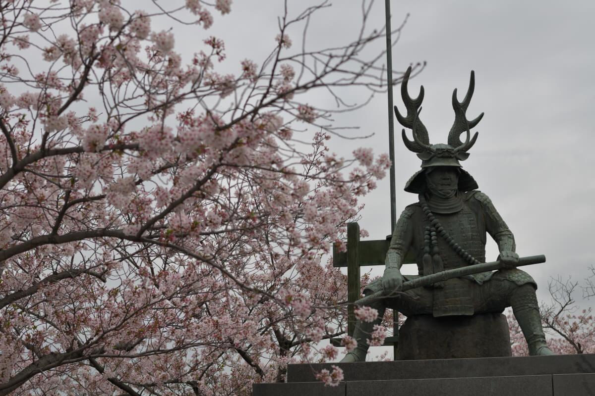 桑名城の写真