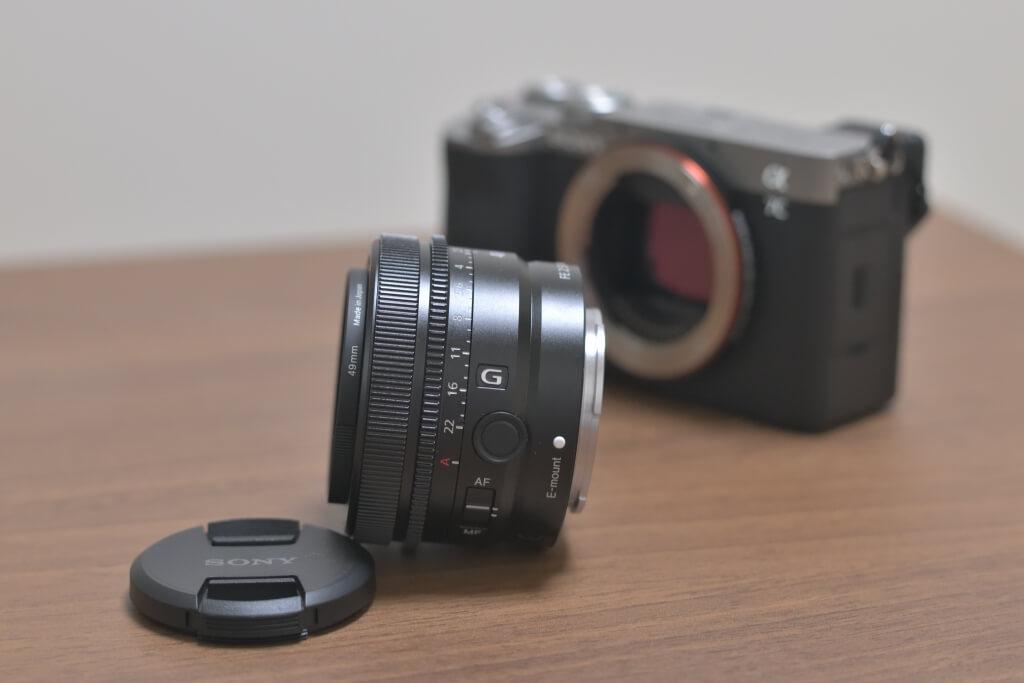 FE40mmF2.5G16