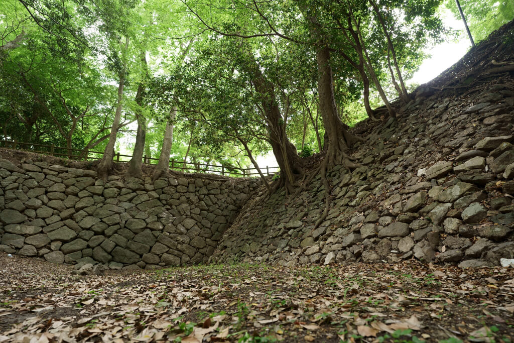 三河吉田城の写真