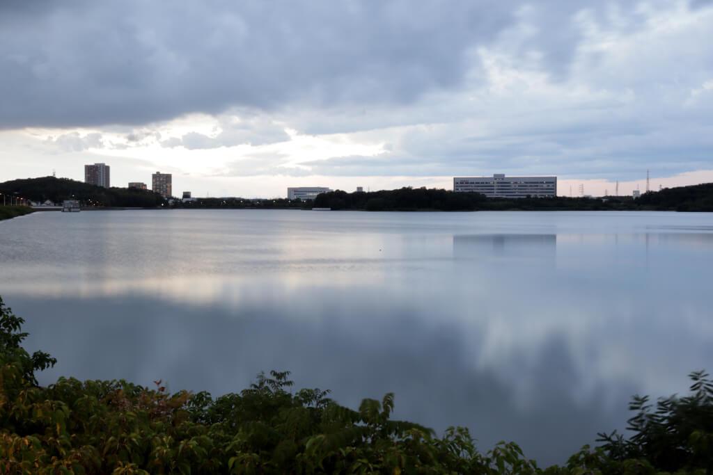 RUN愛知池の夏