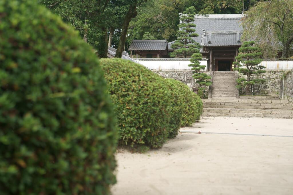松平郷高月院の写真